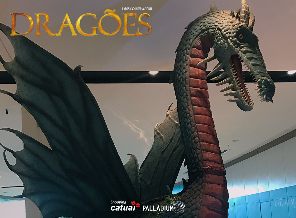 exposicao dragoes