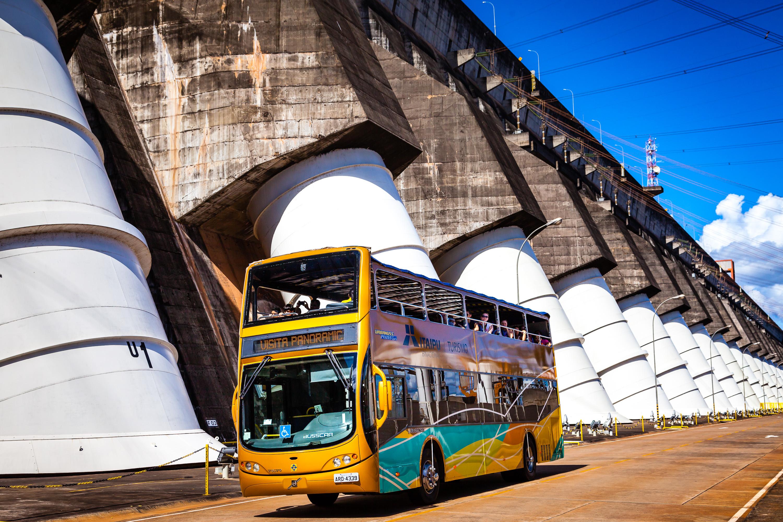 Complexo Turístico Itaipu terá atendimento reduzido a partir desta sexta, 25 Em regime emergencial, a escala vale até terça-feira, 29