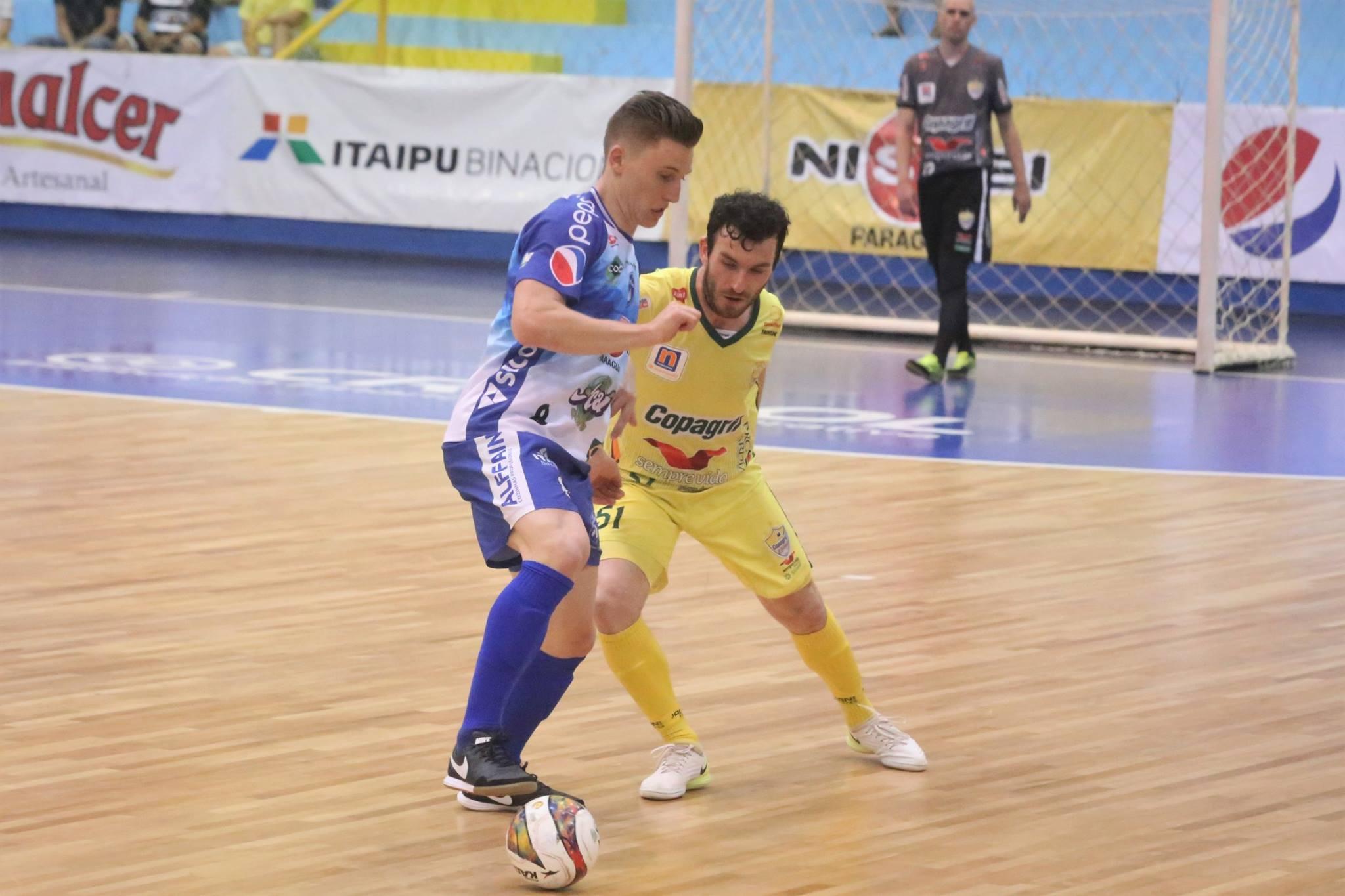 Foz Cataratas Futsal vence de virada o Copagril - Clickfoz do Iguaçu 80ee4a8ed76aa
