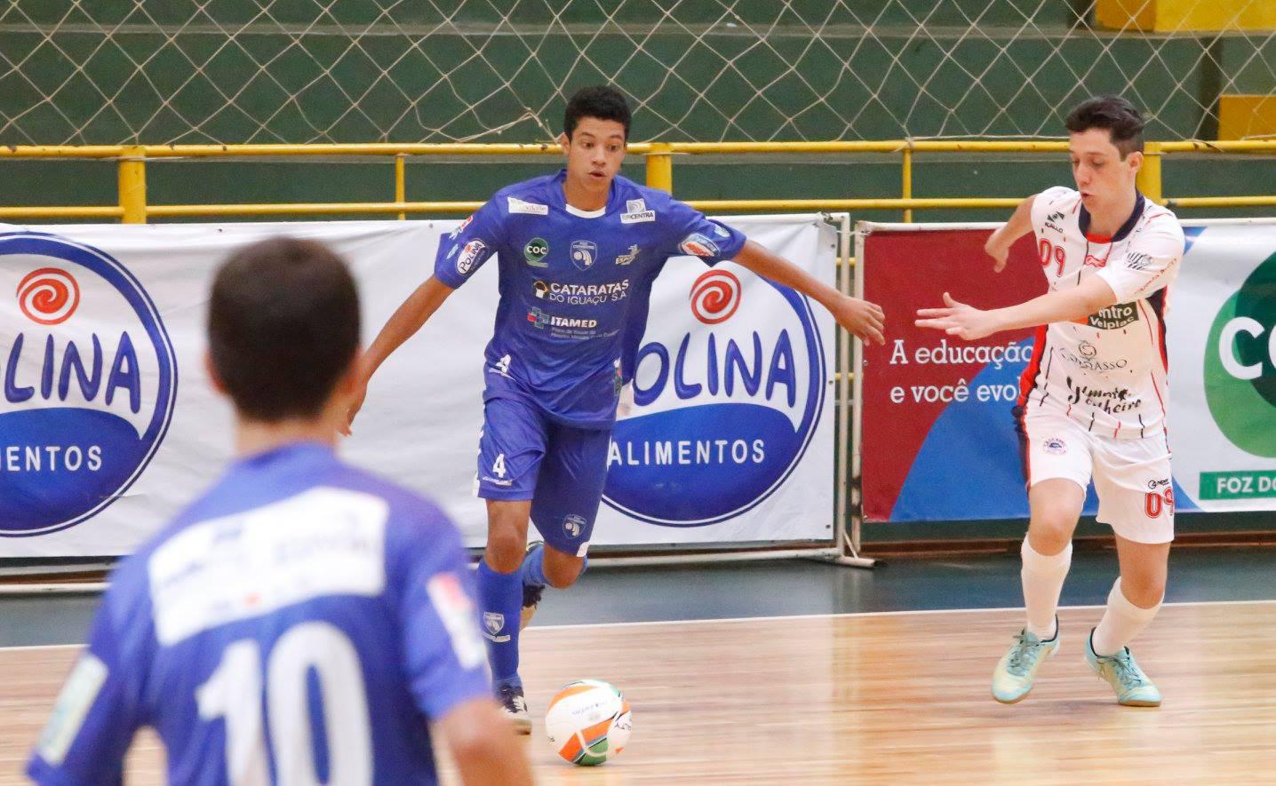 b4c6779b61e15 Atleta do Foz Cataratas Futsal é convocado para a seleção brasileira ...