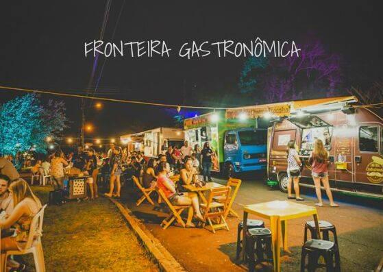 Vila A recebe mais uma edição do evento Fronteira Gastronômica Evento acontece de 04 a 06 de maio, na rua Mussum