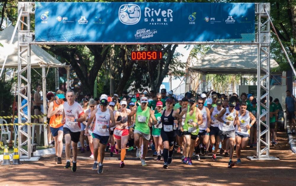 Foz do Iguaçu recebe Cataratas Trail Run em julho Corrida cross country terá trajetos de 6km e 12km tendo como cenário o entorno do Parque Nacional