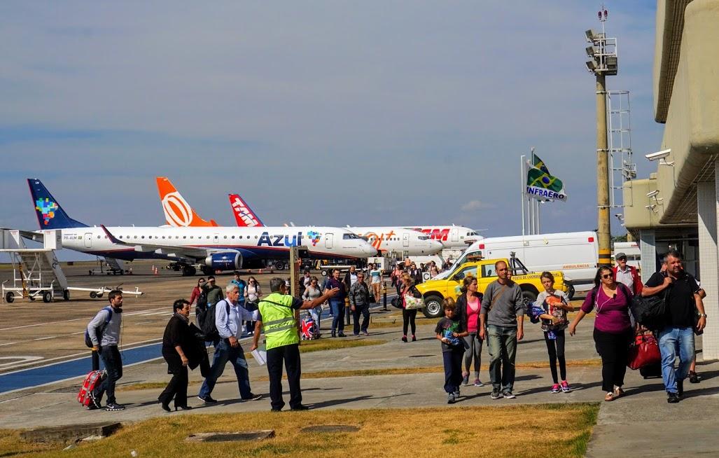 Ministério dos Transportes anuncia investimentos em Foz do Iguaçu Projetos incluem melhorias no aeroporto, edital de licitação da Perimetral Leste e Duplicação da BR-469