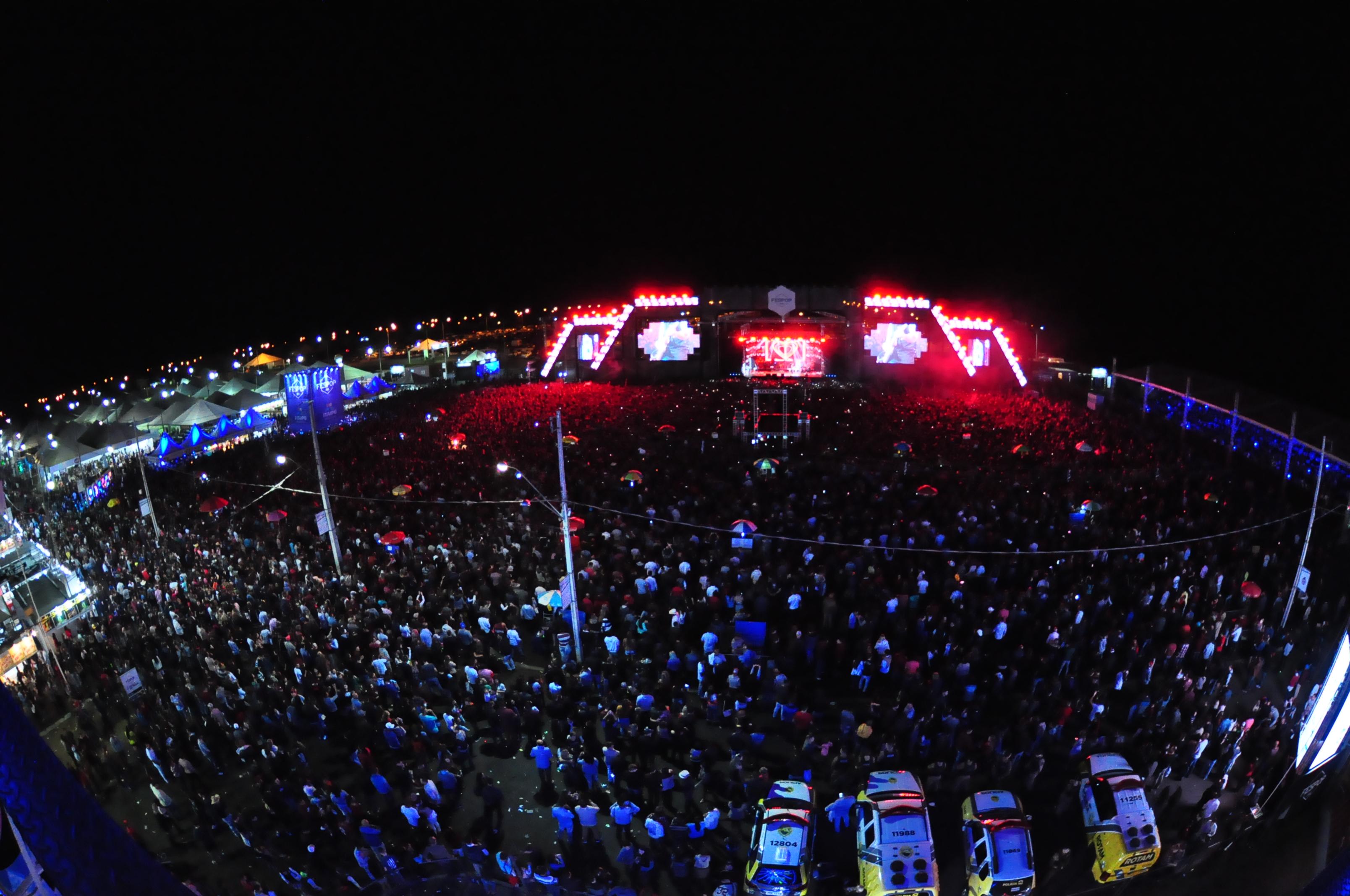 Fespop 2018 encerra em grande estilo e deixa saudade Aproximadamente 170 mil pessoas passaram pela feira em 4 dias de festa