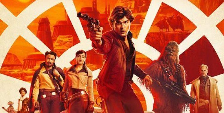 """Cinemark anuncia pré-venda de """"Han Solo: Uma História Star Wars"""" Filme estreia no dia 24 de maio"""