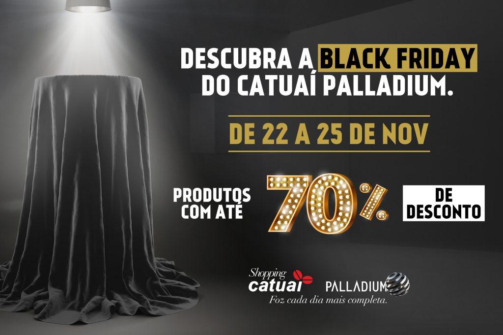 5774d04c00 Catuaí Palladium anuncia descontos de até 70% nesta Black Friday ...