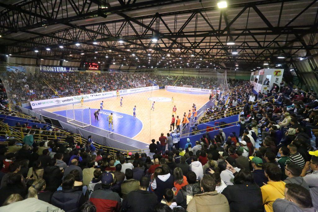 Foz Cataratas Futsal decide vaga para a final do Paranaense neste sábado  Equipe precisa da vitória para levar a decisão para os pênaltis f403200ef661f