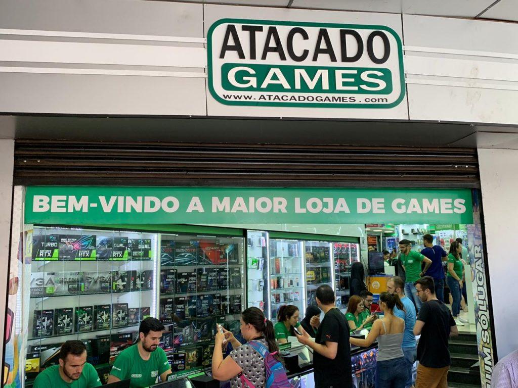 ad65003aa Loja em Ciudad del Este é a principal da América Latina quando o assunto é  games