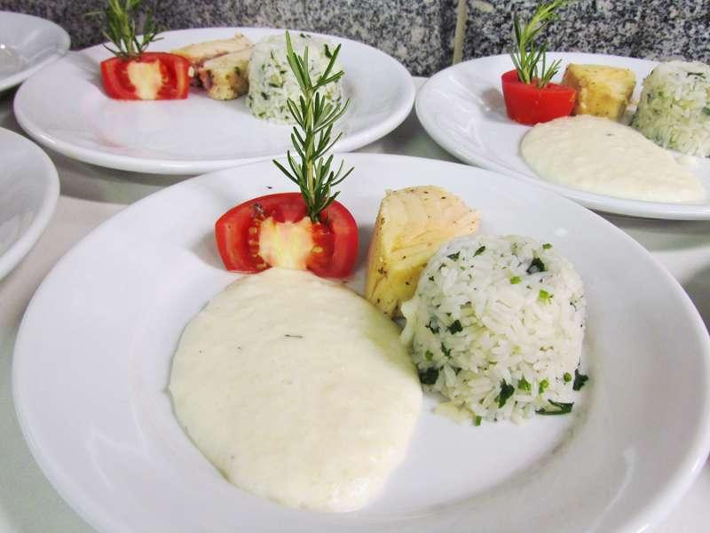 prato típico de Foz: Pirá de Foz