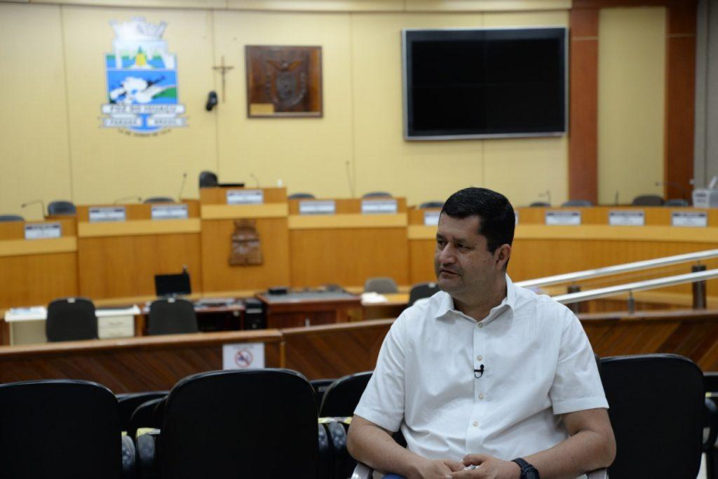Vereador Rogério dialoga sobre mandato e defende trabalho conjunto para que  Foz possa superar dificuldades e retomar desenvolvimento - Clickfoz do  Iguaçu